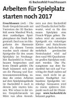 Seligenstädter Heimatblatt 22.11.2017