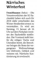 Seligenstädter Heimatblatt 03.01.2018