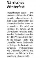 Seligenstädter Heimatblatt 10.01.2018