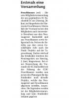 Seligenstädter Heimatblatt 18.04.2018