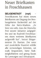 Der Kurier 30.08.2018