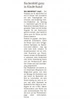 Der Kurier 23.08.2018