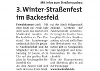 Seligenstädter Heimatblatt 09.01.2019