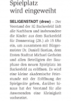 Der Kurier 14.03.2019