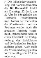 Seligenstädter Heimatblatt 24.04.2019