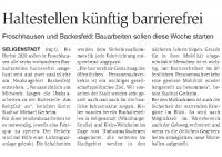 Der Kurier 12.03.2020